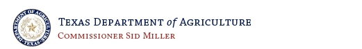 Texas Department of Agriculture Website