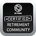 GO TEXAN Certified Retirement Community Logo, click to go to the RetireInTexas site